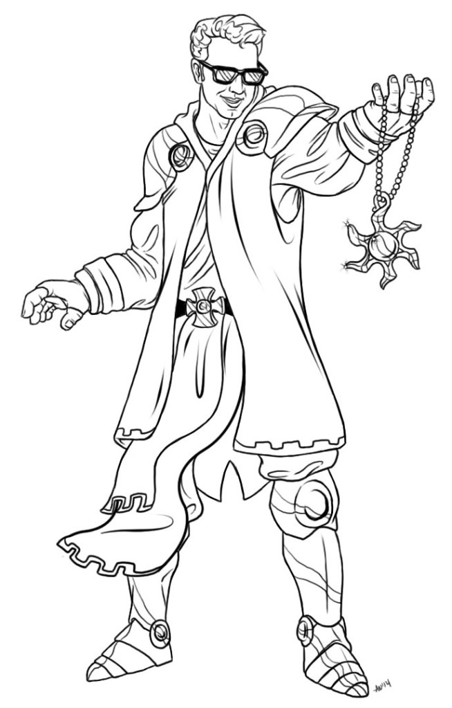 Cleric_ink